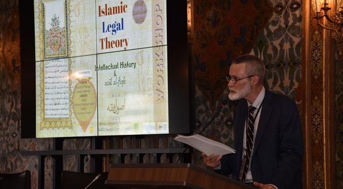 <em>Uṣūl al-Fiqh</em> versus Hermeneutics
